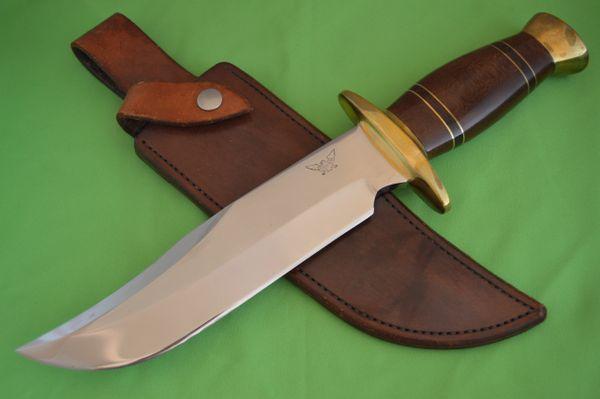 Vintage John Nelson Cooper Large Bowie Knife (SOLD)