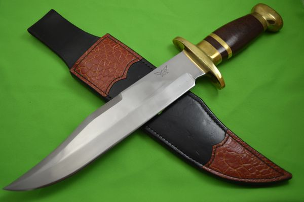 Vintage John Nelson Cooper Massive Bowie Knife