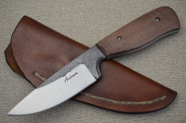 Karl B. Andersen Brute de Forge Boundary Waters Belt Knife