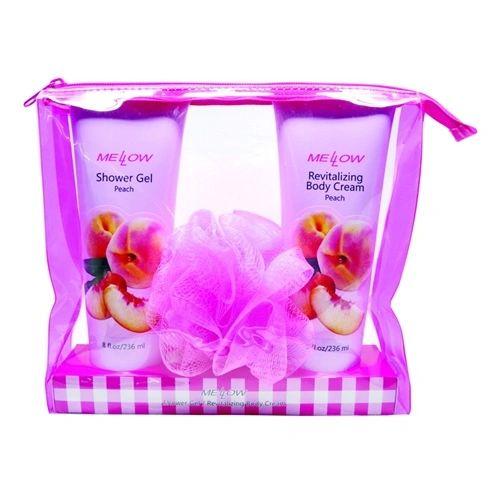 Peach Shower Gift Set