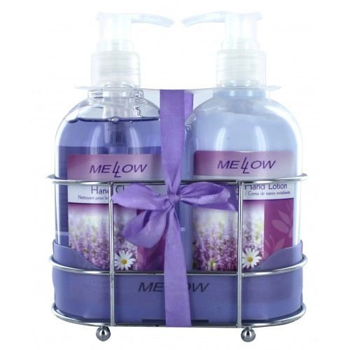 Lavender and Chamomile Hand Soap and Lotion