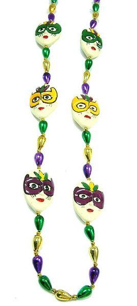 "42"" Mask Beads PGG"
