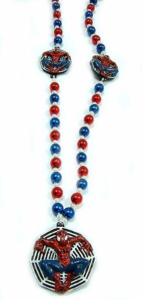 """42"""" Spider Man Beads"""