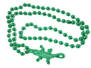 "33"" Alligator Beads 6 pcs."