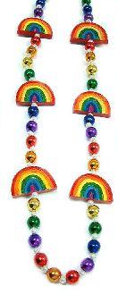 "42"" Rainbows Beads"