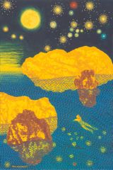 Night Swimmer Under the Skies of Taurus