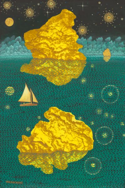 Sailing to Andromeda