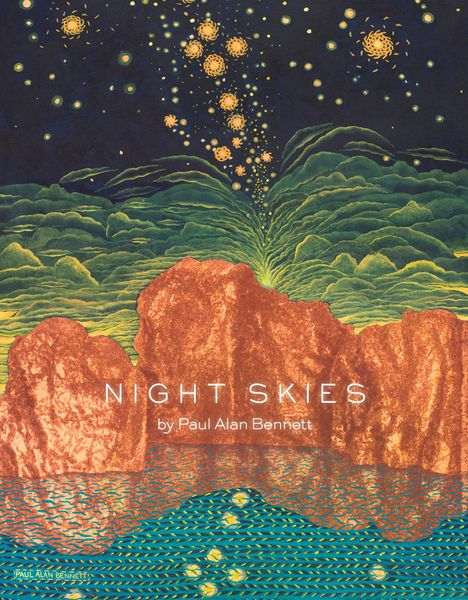 Book Night Skies