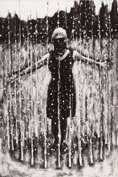 """Water Maiden"" (Carolyn)"