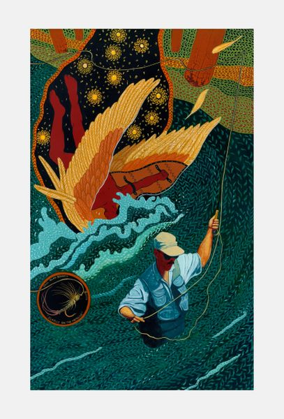 Icarus on the Metolius