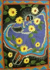The Sunflower Dancer