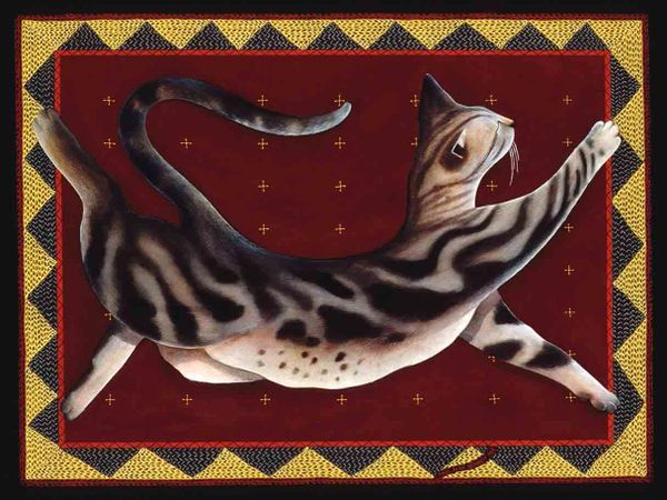 Holy Cat (The Flying Gallop)