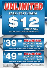 $49.99 National Coverage Monthly Plan