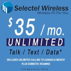 $35 Selectel Monthly Plan