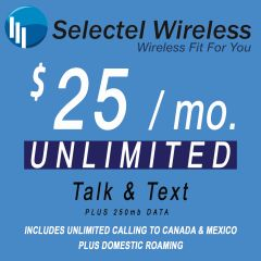 $25 Selectel Monthly Plan