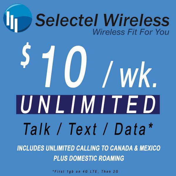 $10 Selectel Weekly Plan