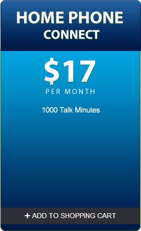 $17 Selectel Monthly Home Phone Connect