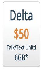 Defense Mobile Verified Veteran/Veteran Family Member $50 Plan