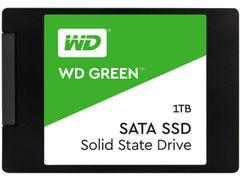 """Western Digital - WDS100T2G0A - WD Green 1TB Solid State Drive - 2.5"""" Internal - SATA (SATA/600) - 545 MB/s Maximum Read"""