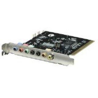Manhattan PCI Sound Card 7 Channel