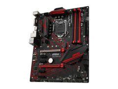 MSI B360 GAMING PLUS LGA 1151 (300 Series) Intel B360 SATA 6Gb/s USB 3.1 ATX Intel Motherboard