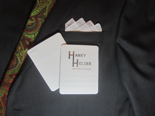 Hanky Holder (1 pack)