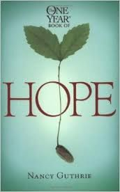 The One Year Book of Hope - Paperback