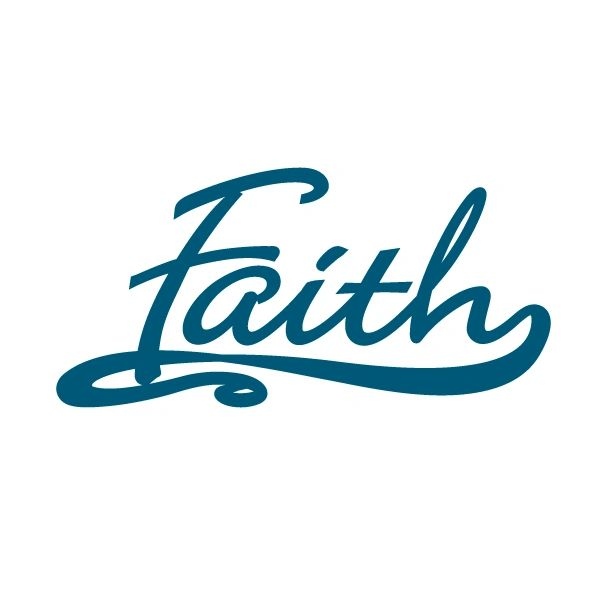 temporary tattoo - faith