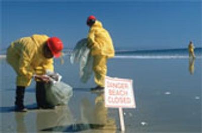 Gulf Oil Spill Clean Up Deep Water Horizons