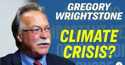 Gregory Wrightstone, Inconvenient Facts Author, #1 Amazon Best-Selling Book on Climate Change
