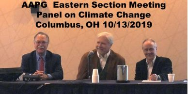 Gregory Wrightstone Eastern Section Meeting Panel on Climate Change and Global Warming
