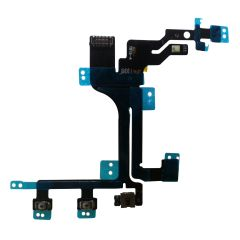 Apple iPhone 5C Power Mute Volume Button Switch Connector Power Flex Cable