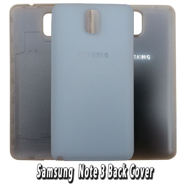 White / Black / Pink Battery Back Door Cover Case Housing For Samsung Galaxy Note 3, N9000, N9002, N9005