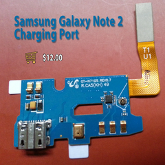 Brand New OEM Charging Port Dock USB Connector Flex Cable for Samsung Galaxy Note 2 N7105