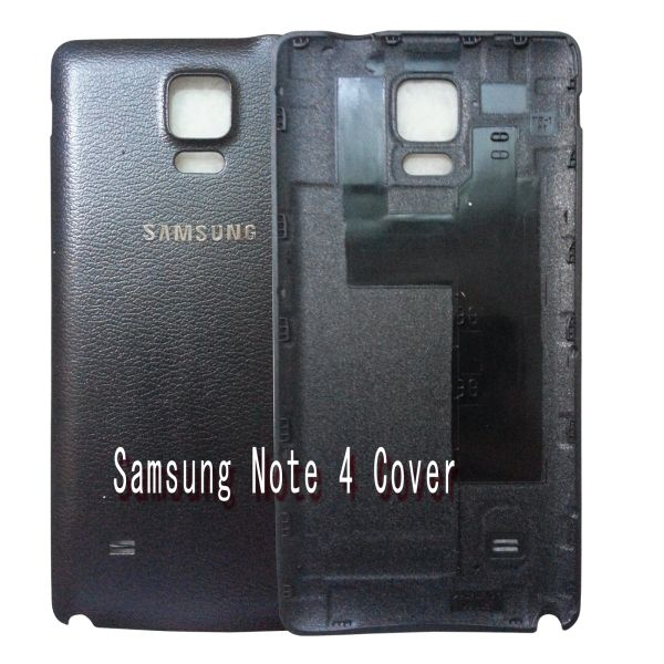 White / Black Battery Back Door Cover Case Housing For Samsung Galaxy Note 4 N910 Series