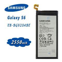 New Battery for Samsung Galaxy S6 EB-BG920ABE SM-G920 Series