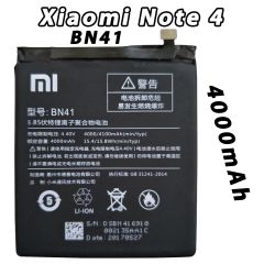 New Internal Battery for Xiaomi Redmi Note 4 Note 4X BN41 BN43 4000mAh