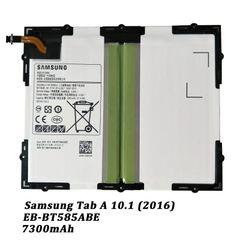 Samsung Tab A 10.1 (2016) EB-BT585ABE Battery Capacity 7300mAh