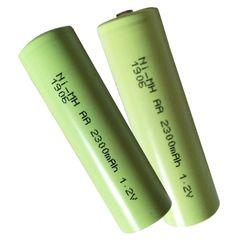 1.2V Rechargeable Ni-MH Battery 4pcs AA size 2300mAh