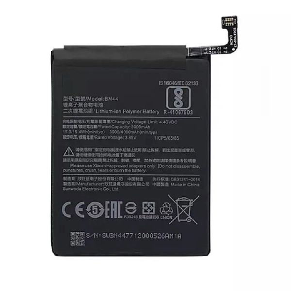 Xiaomi Redmi 5 Plus Battery BN44 4000mAh Replacement