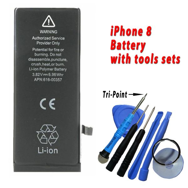 Apple iPhone 8 Battery 616-00357 High Capacity 1980mAh Replacement