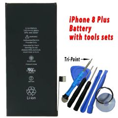 Apple iPhone 8 Plus Battery 616-00367 High Capacity 2990mAh with free tools set
