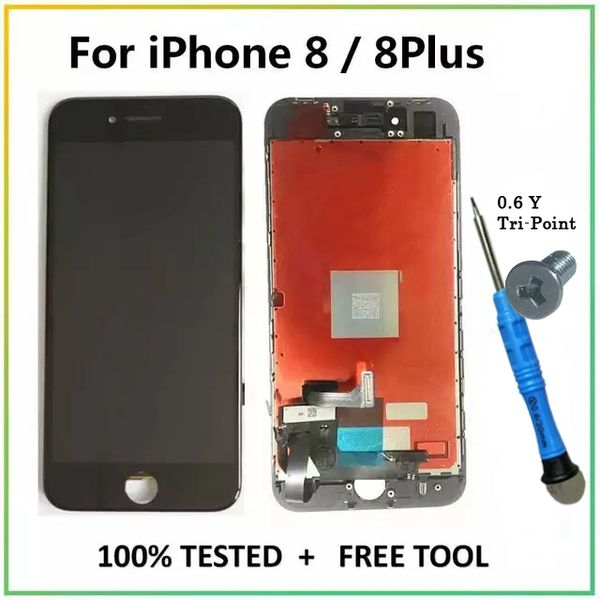 Apple iPhone 8 & 8 Plus LCD Screen Replacement AAA Quality