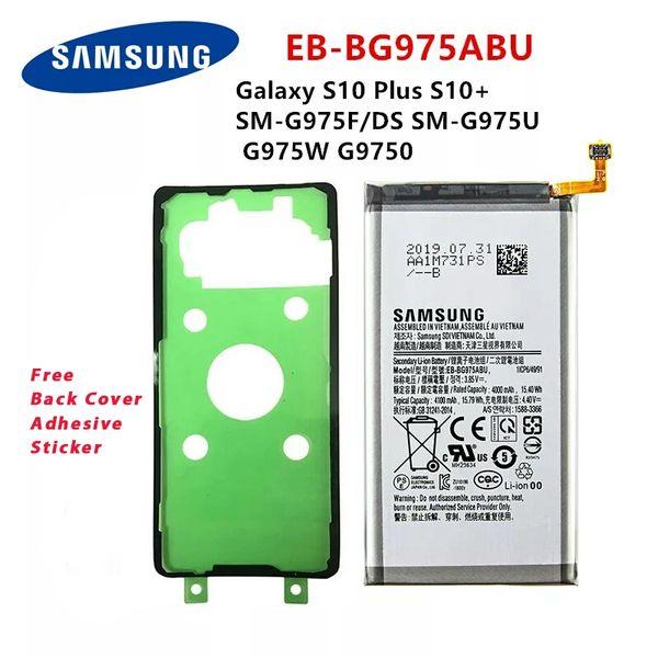 Samsung Galaxy S10 Plus EB-BG975ABU Battery G975F/DS G975SU G975W G9750