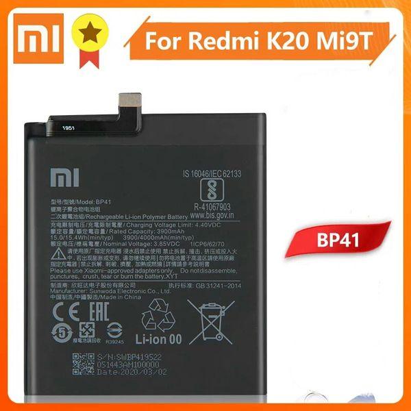 Xiaomi Redmi K20 / MI 9T Replacement Battery 4000mAh BP41