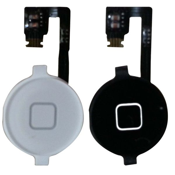Apple iPhone 4, 4G Home Button with Flex Cable