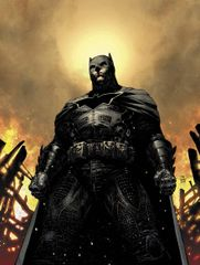 Batman Damned #2 Jim Lee Variant