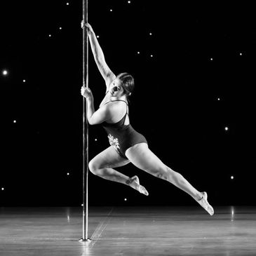 Pole Dance Class Descriptions at Vertical Pole Studio in Navarre Beach, Florida.