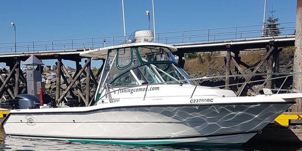 Island Pursuit Sport Fishing Charters Comox B.C Canada