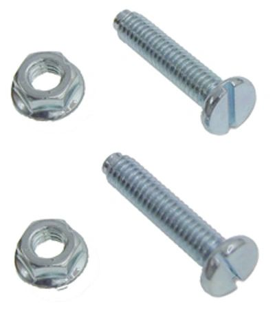 Hood Stop Stopper Bolts w/Nuts